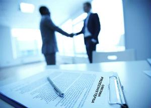 umowa przedwstepna - sprzedaz nieruchomosci - wzor
